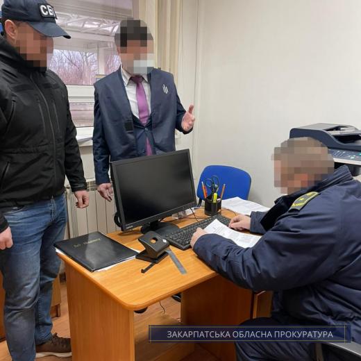 Подробиці справи розповіли у пресслужбі Закарпатської обласної прокуратури.