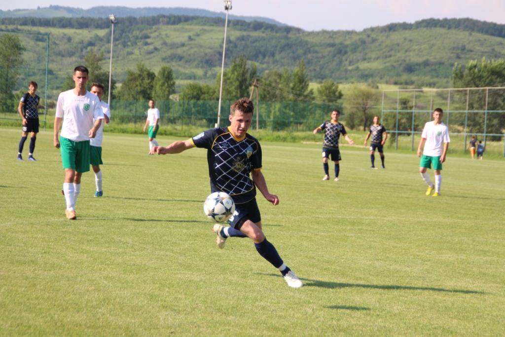 Напередодні, 8 червня, відбулись матчі восьмого туру у Західній зоні чемпіонату Закарпаття.