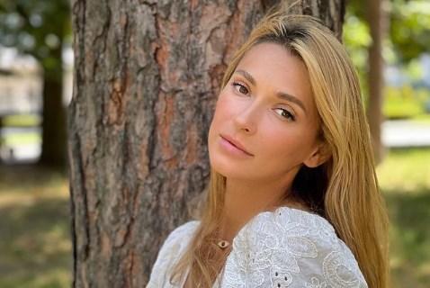 Українська співачка в своєму Інстаграмі показала провокативне фото.