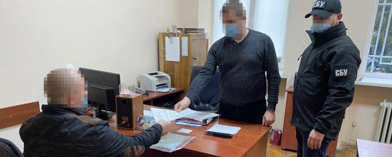 За 2020 рік за матеріалами Управління Служби безпеки України в Закарпатській області розпочато 3 кримінальні провадження щодо злочинів проти основ національної безпеки.