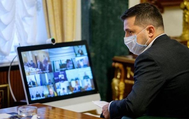 Президент України отримав позитивний результат тесту. При цьому він відчуває себе добре.