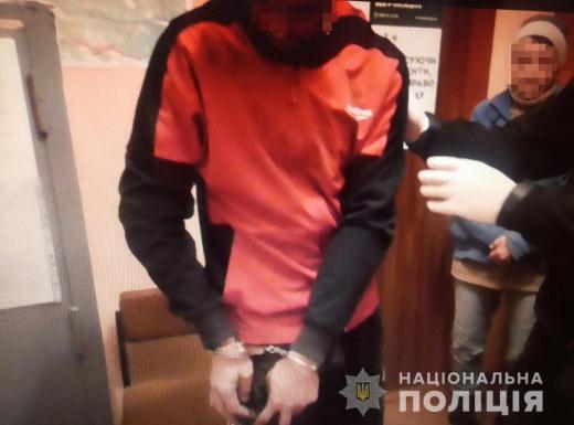 В рамках открытого уголовного производства по факту хранении и сбыте наркотиков сотрудники полиции провели обыск автомобиля жителя села. Великий Березный.