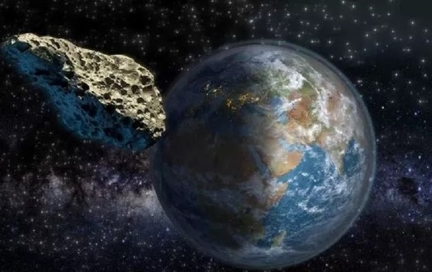 У березні біля нашої планети пронесеться астероїд. Він рухається зі швидкістю 34,4 км за секунду або 123 000 км на годину.
