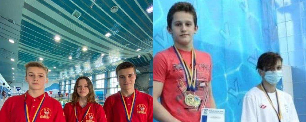 4 медалі здобули закарпатські плавці на літньому чемпіонаті України з плавання серед юнаків.