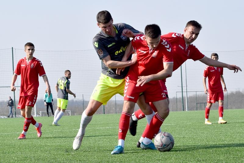 Вчора, 31 березня, відбувся півфінальний поєдинок Зимової першості області з футболу 2021. У боротьбі за вихід до фіналу зійшлися МФА «Мункач» (Мукачево) та ФК «Севлюш» (Виноградів).