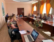 У Воловці провели семінар з питань підвищення економічного розвитку району