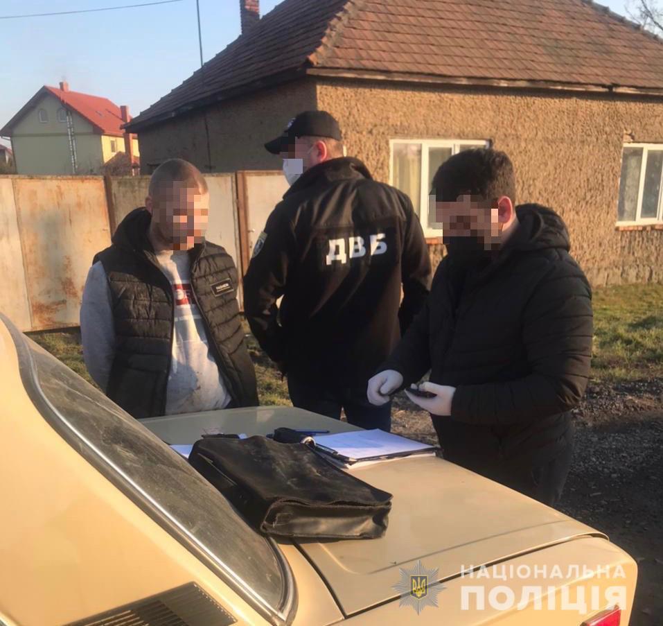 Під час документування злочинної діяльності 31-річного мешканця села Велика Бийгань, поліцейські зібрали достатню доказову базу для притягнення його до відповідальності.