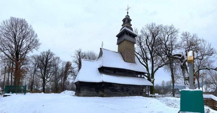 У церкві Святого Миколая Чудотворця в Колодному створять музей.