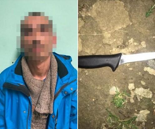 Вчора, 29 березня, в 22:30 години  до  Ужгородського районного управління поліції надійшло повідомлення від медиків про те, що до лікарні доставлено 29-річну жінку з проникаючим ножовим пораненням.