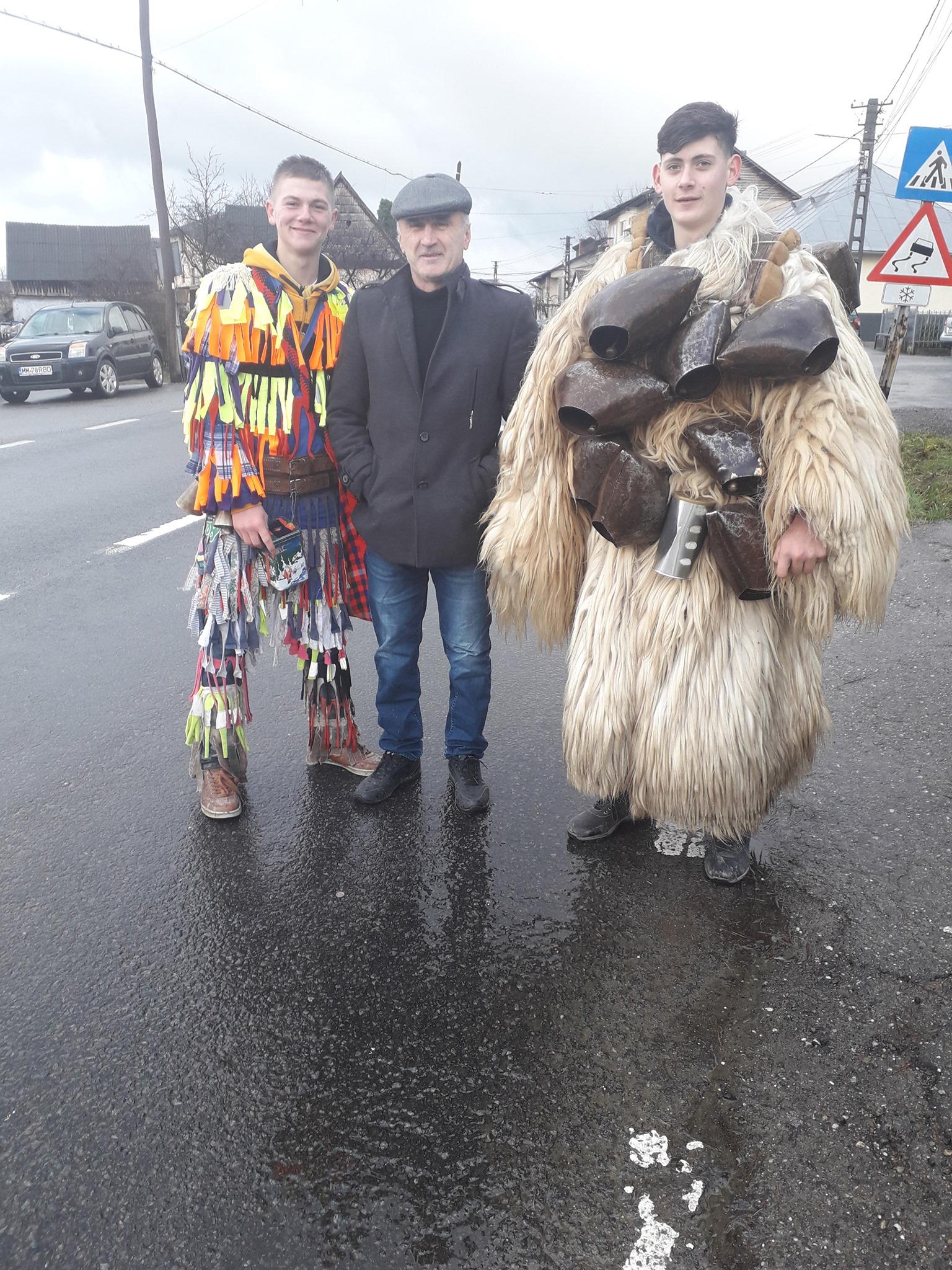 В сусідньому із Тячівщиною румунському селі Ремети також святкують Різдво та організовують вертепи.