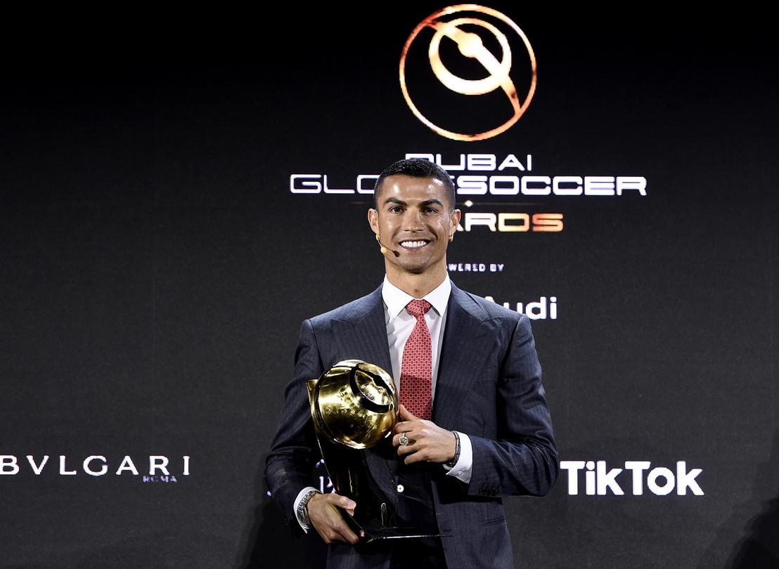 На премії Globe Soccer Awards у Дубаї визначали найкращих футболістів у кількох категоріях.
