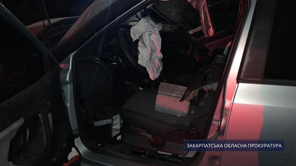 Особі призначено покарання у виді 4 років позбавлення волі з позбавленням права керувати транспортними засобами на 3 роки.