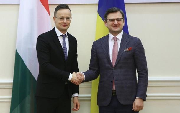Зустріч лідерів країн можуть узгодити на спільній міжурядовій українсько-угорській комісії, що не засідала сім років.