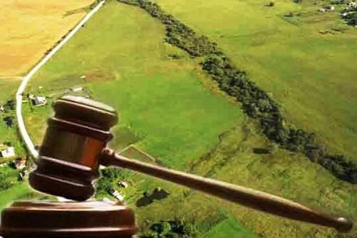 Ділянка, про яку йдеться, на момент передачі орендарю надана з порушенням порядку виділення пайових земель.