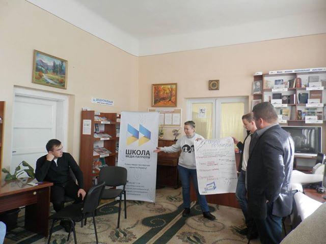 Активні громадяни Виноградова долучилися до однойменного британського проекту