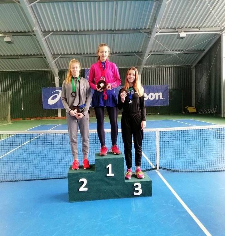 Нещодавно в Черкасах відбувся всеукраїнський турнір з тенісу категорії «А» серед юнаків та дівчат до 16 років «Selena Cup».