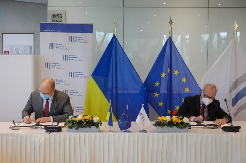 Передбачається, що ЄІБ виділить кошти в межах чинного проекту «Програма розвитку муніципальної інфраструктури України».