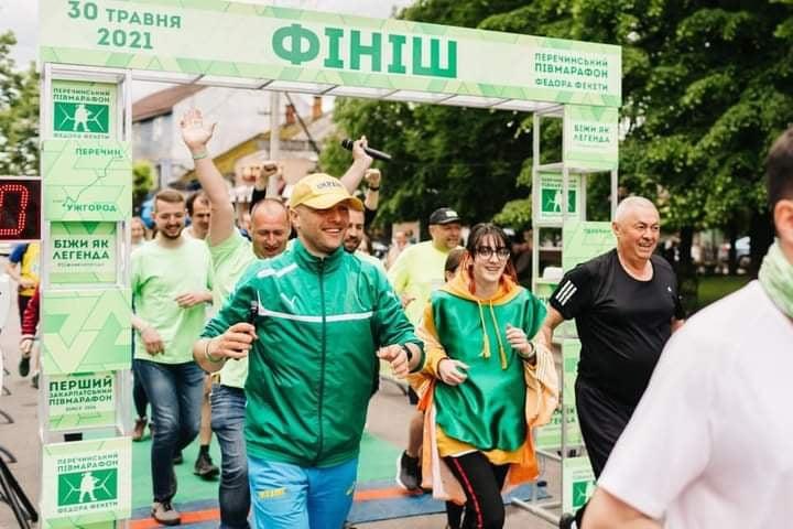 Напівмарафони «Run Transcarpathian Series-2021» проводилися впродовж останніх шести тижнів у чотирьох містах Закарпаття – в Ужгороді, Перечині, Хусті та Іршаві.