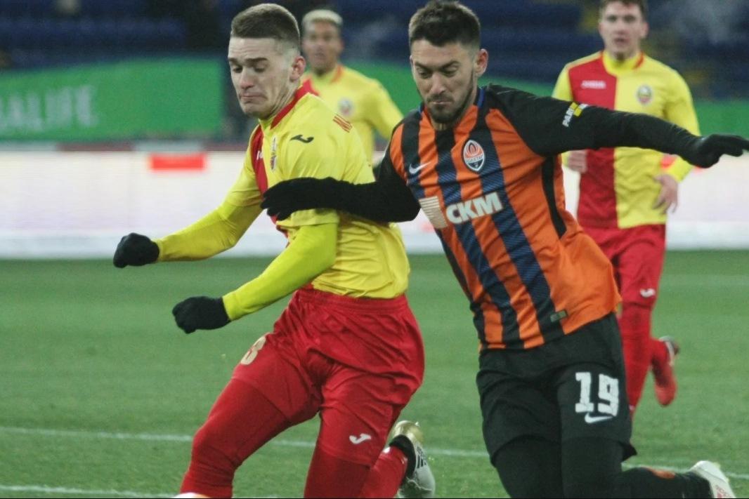 Гравцем команди став 21-річний захисник Олександр Маткобожик з луцької