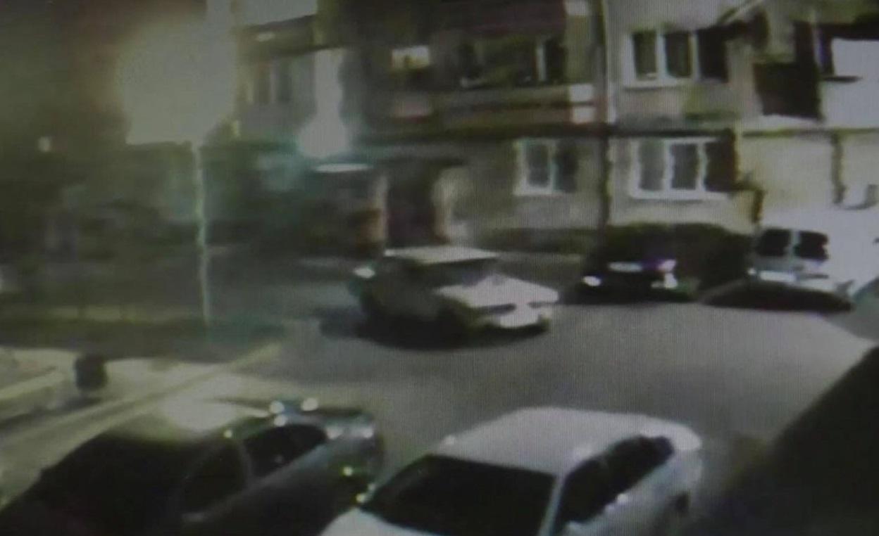 У Мукачеві двоє чоловіків вночі вперто намагалися викрасти ВАЗ.