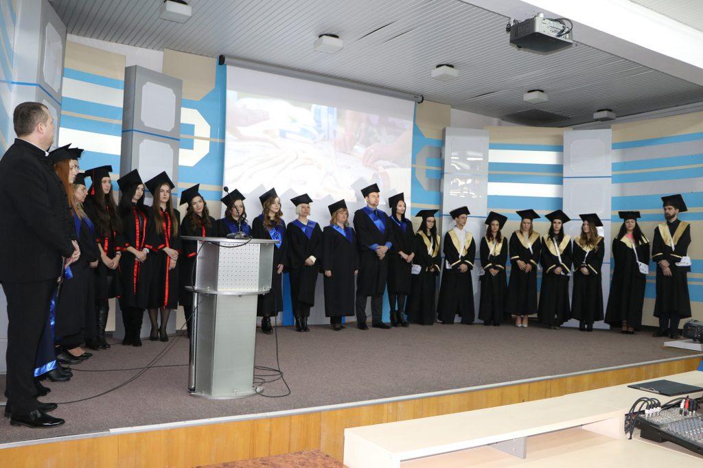 Урочистості з цієї нагоди нещодавно відбулися у корпусі Ужгородського університету на вулиці Заньковецькій.