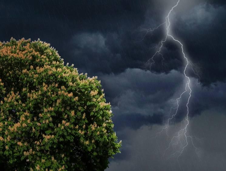 Штормове попередження: на Закарпаття насувається гроза