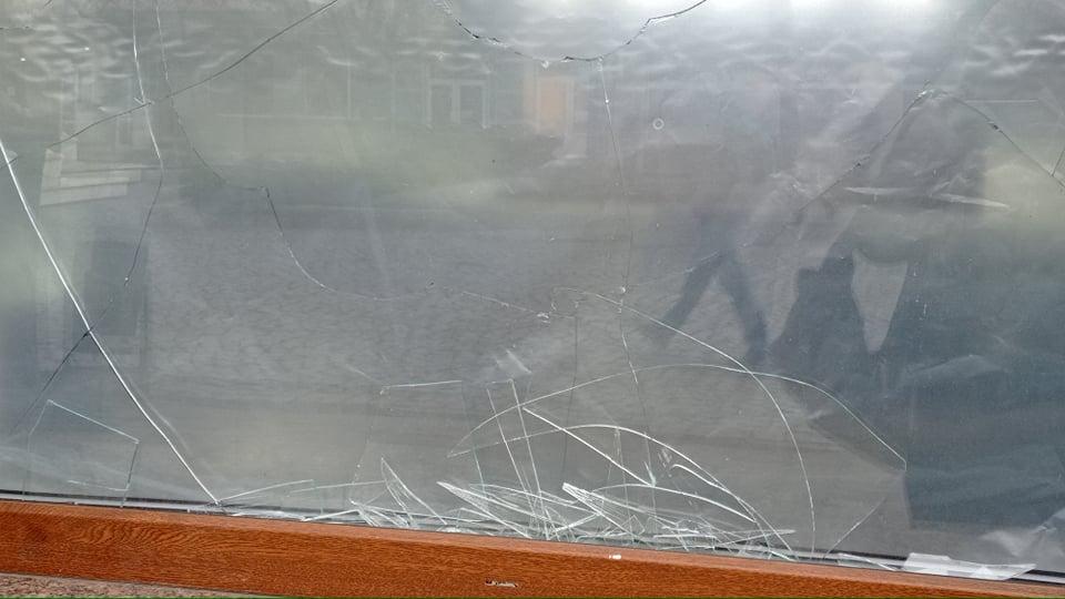У поліції повідомили деталі інциденту в центрі Мукачева.