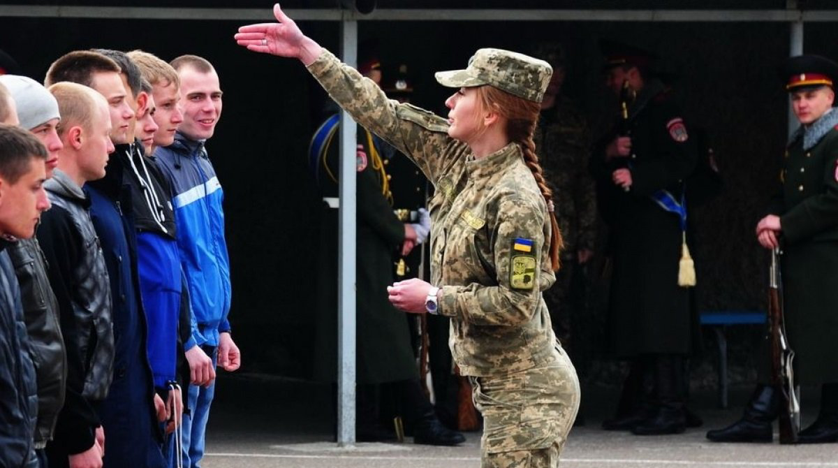1 квітня розпочався весняний призов на строкову військову службу.