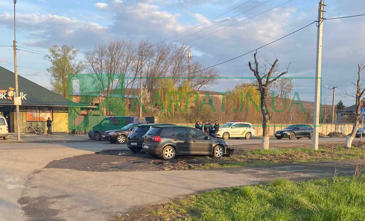 Дорожньо-транспортна пригода трапилася на вулиці Доманинській.