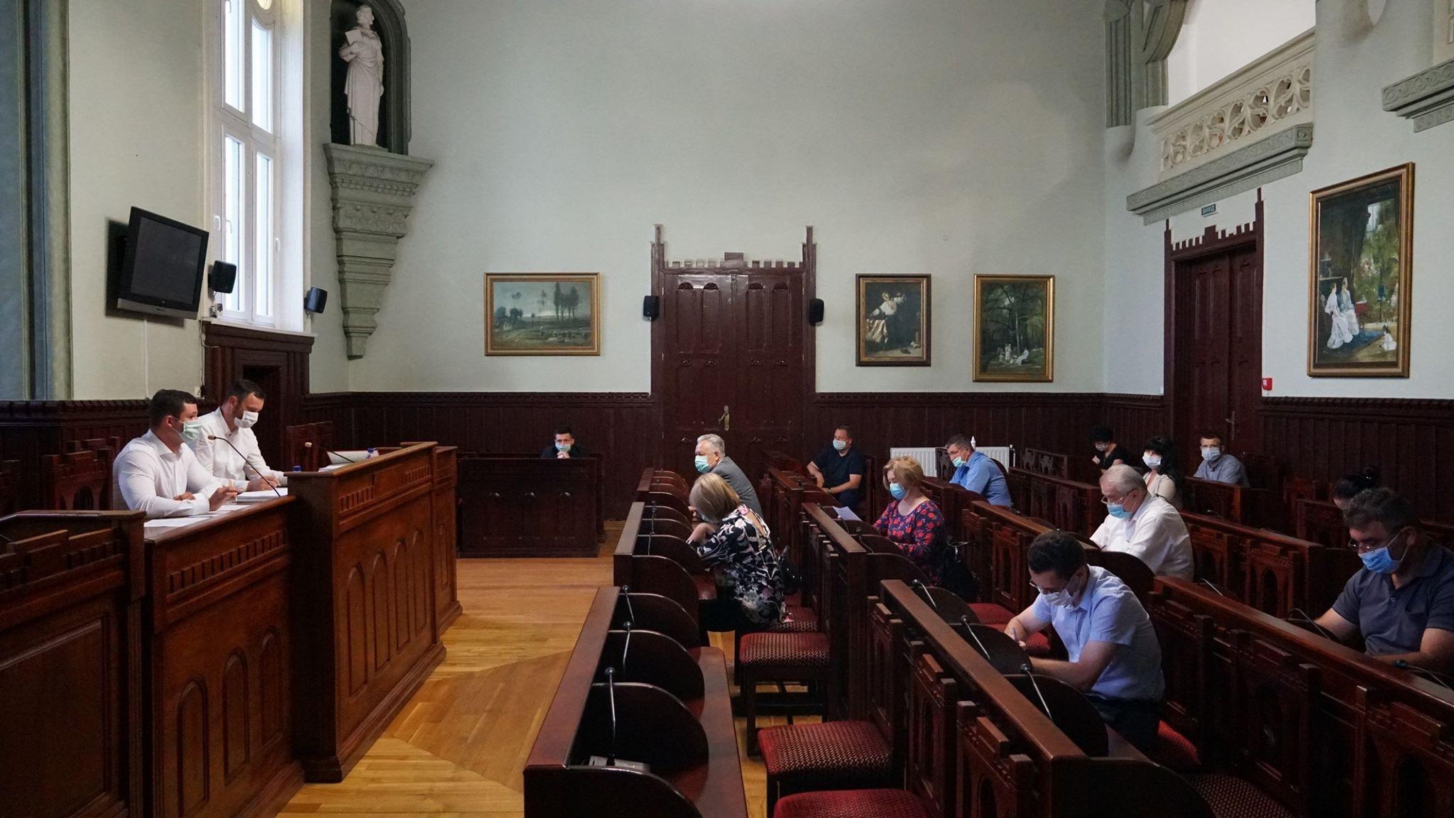 Відповідне рішення ухвалили на засіданні виконавчого комітету Мукачівської міської ради.