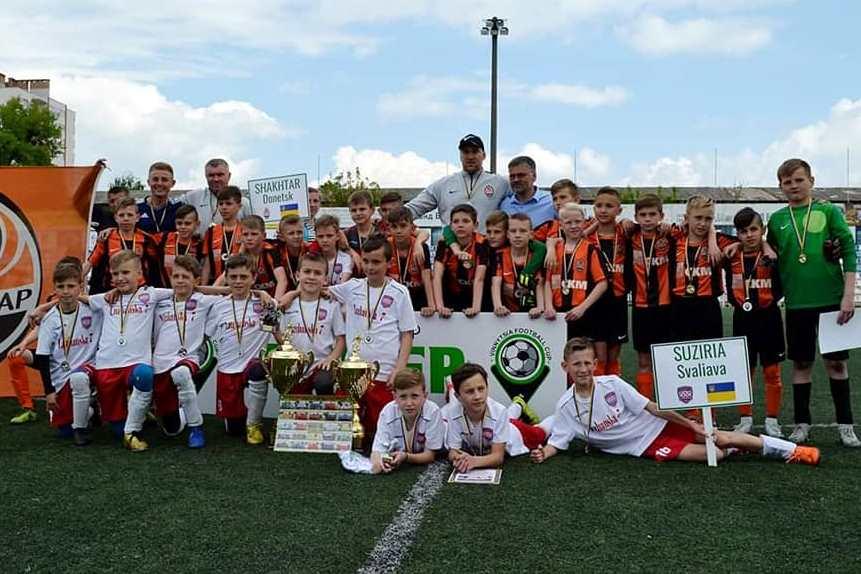 З 8 по 11 травня пройшов п'ятий за ліком Utmost cup у віковій групі u-11, де взяло участь 24 колективи з України, Молдови, Білорусі та Румунії.