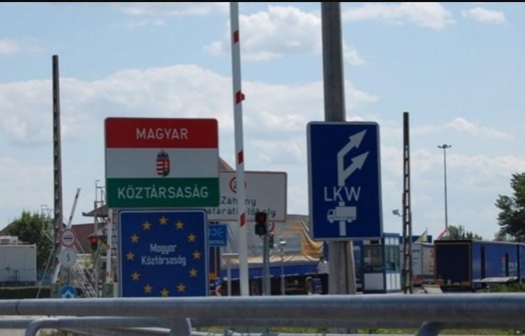Мова йде про два міжнародні контрольно-пропускні пункти Чоп – Загонь та Астей – Берегшурань.