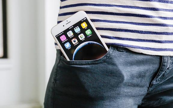 У хлопця у кишені вибухнув iPhone
