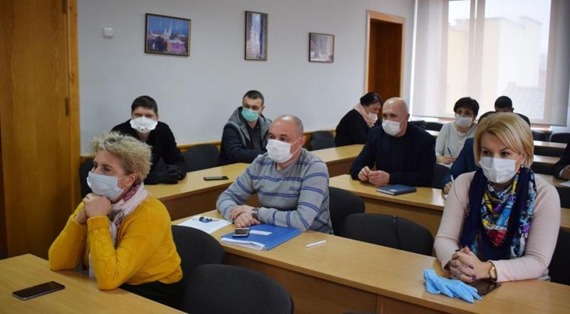 Об этом информировали на официальной странице Ужгородского городского совета
