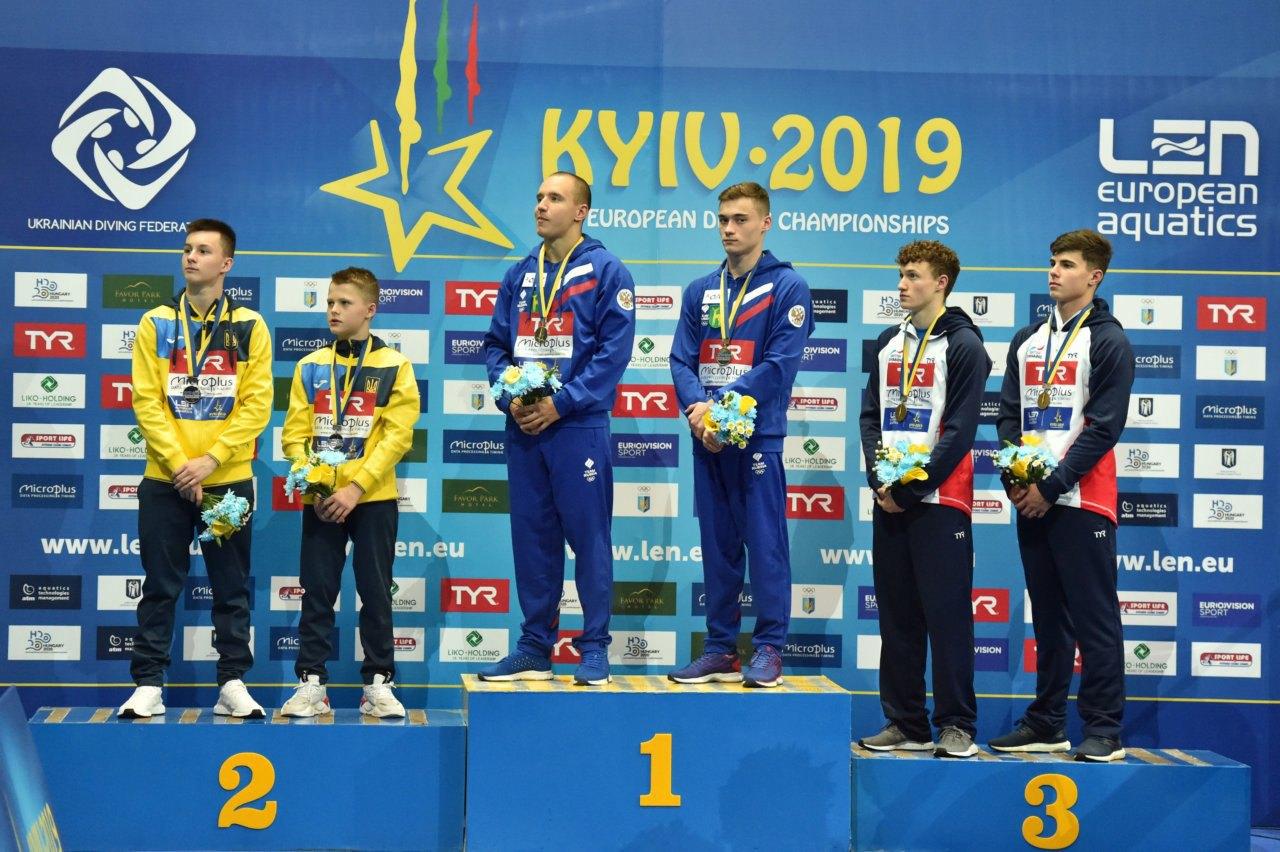 Олексій Середа у дуеті з Олегом Сербіним виграли