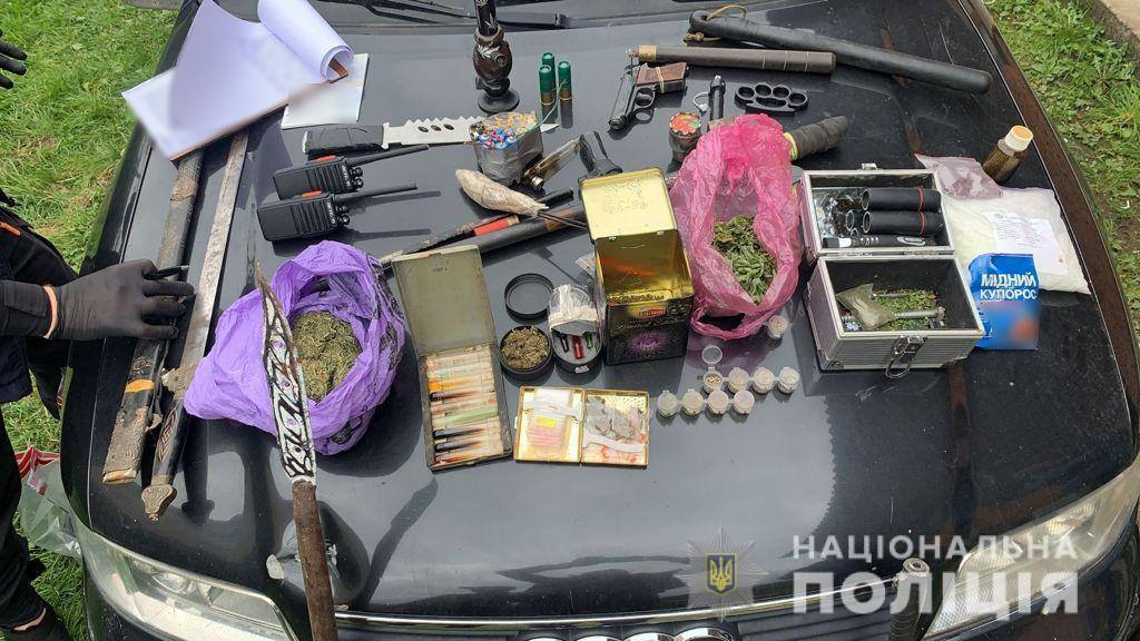 Про це повідомила Поліція Закарпатської області.