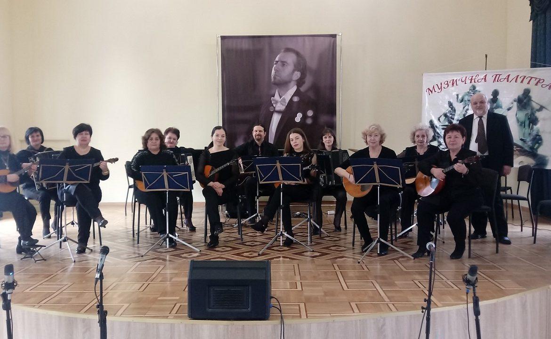 Народний оркестр народних інструментів викладачів Ужгородської дитячої школи мистецтв здобув призове місце на Всеукраїнському конкурсі.