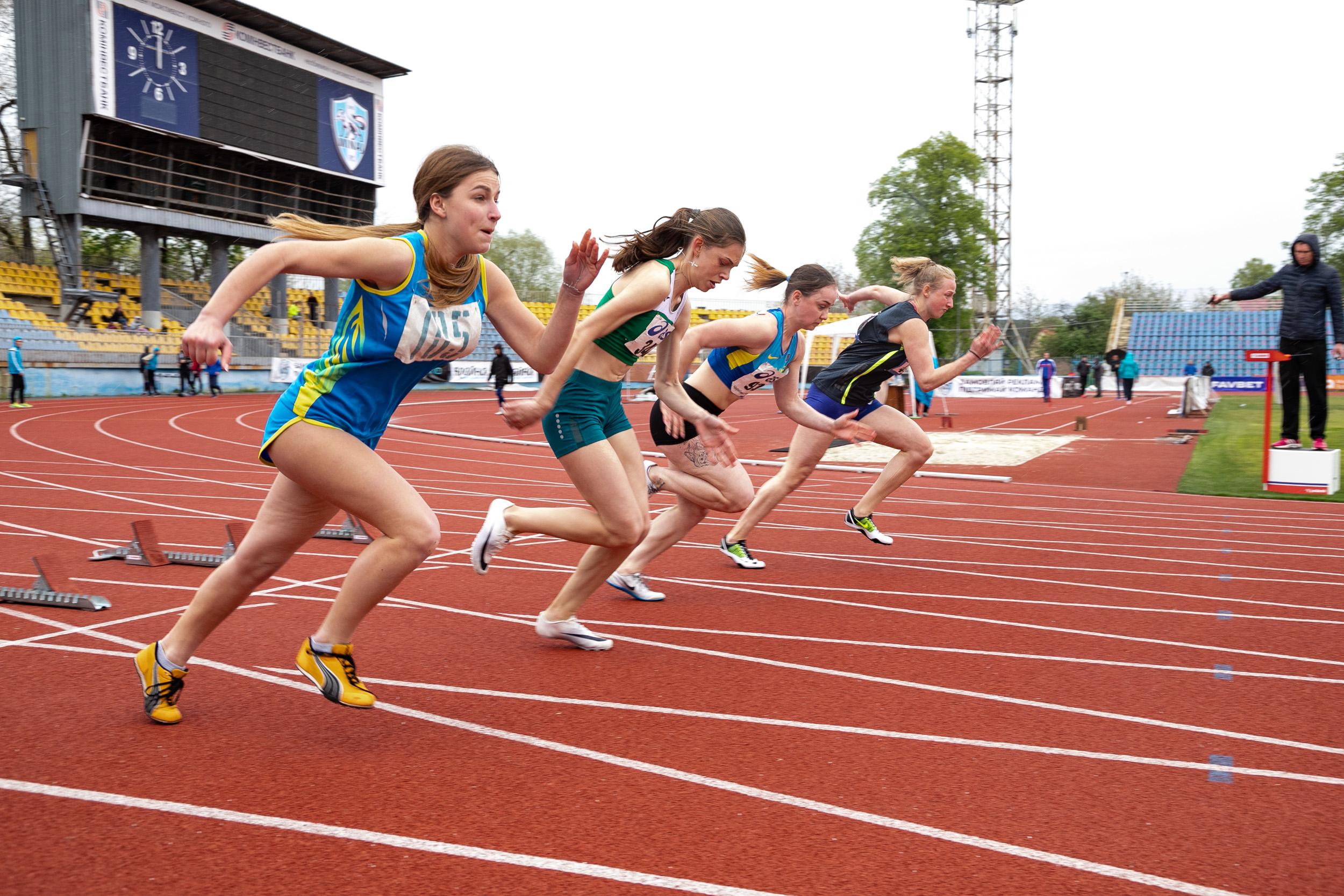 Стартували 59-і Міжнародні змагання з легкої атлетики Кубок «Дружба».
