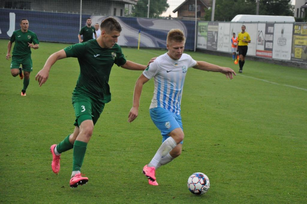 Стартувати у Першій лізі минайцям довелось із командою, з якою вже зустрічалися раніше і здобували позитивний результат.