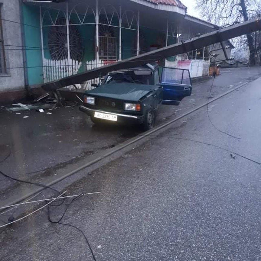 Інцидент стався у селі В.Копаня.