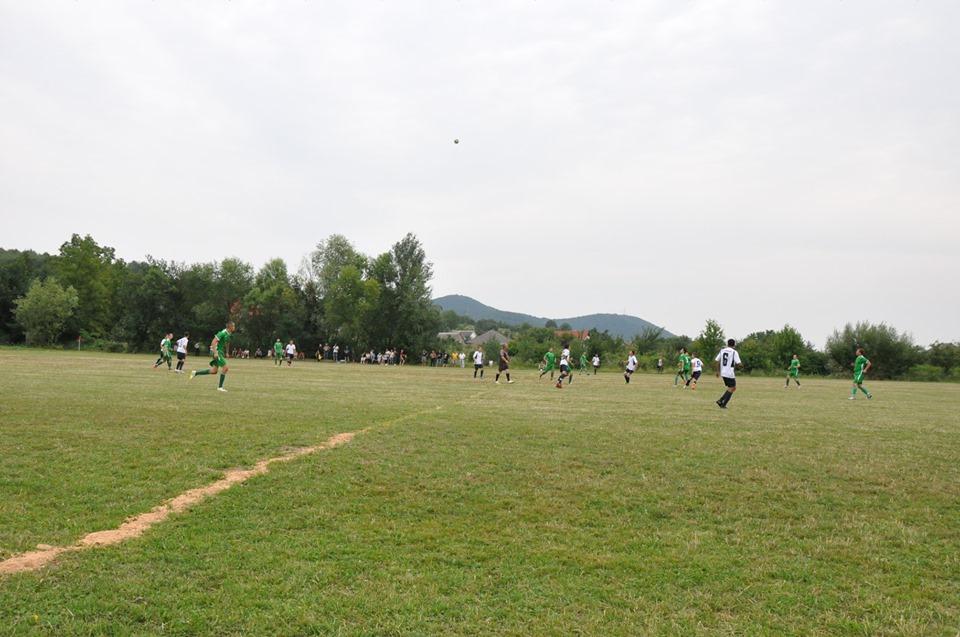 У неділю, 8 вересня, відбулися ігри чемпіонату Ужгородського району з футболу.