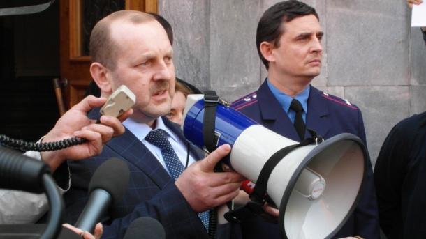 Начальником закарпатської міліції залишиться людина, яка не входить сфери впливу нардепа Віктора Балоги.