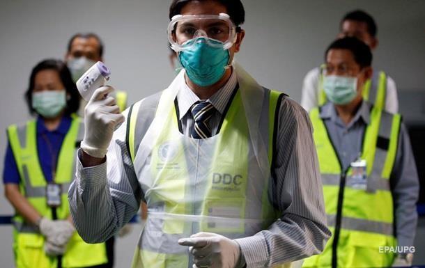 За добу було зафіксовано 1638 нових випадків зараження новим китайським коронавірусом COVID-2019.