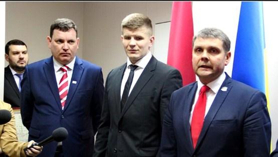 У середу, 27 листопада, в обласному центрі урочисто відкрили Почесне консульство Латвійської республіки на Закарпатті.