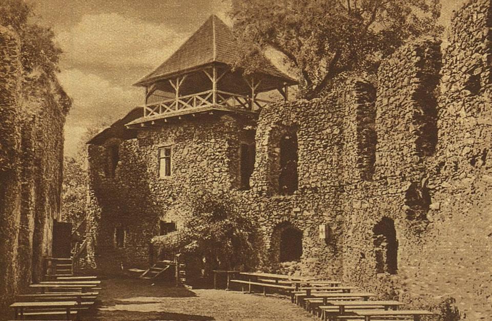 Невицький замок у міжвоєнну добу