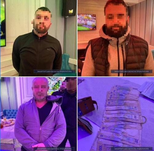 За погодження Закарпатської обласної прокуратури слідчим повідомлено про підозру трьом закарпатцям у вчиненні злочину, передбаченого ч. 4 ст. 160 КК України.