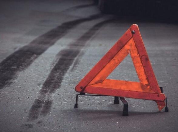 Сегодня в обеденное время в областном центре Закарпатья произошла автомобильная авария.