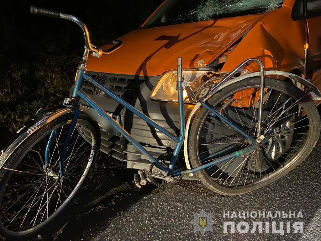 Автопригода сталася 12 жовтня близько 21:00 на в'їзді у село Дубрівка, що на Ужгородщині.