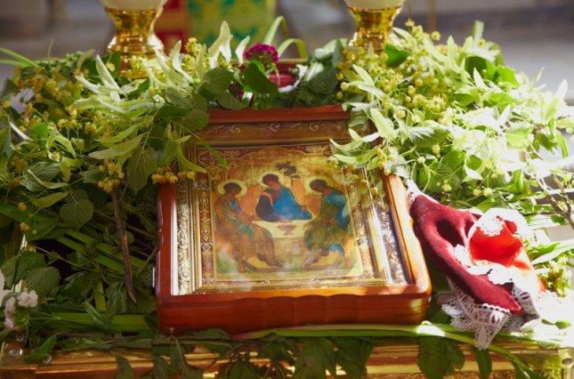 16 червня віряни святкують День Святої Трійці.
