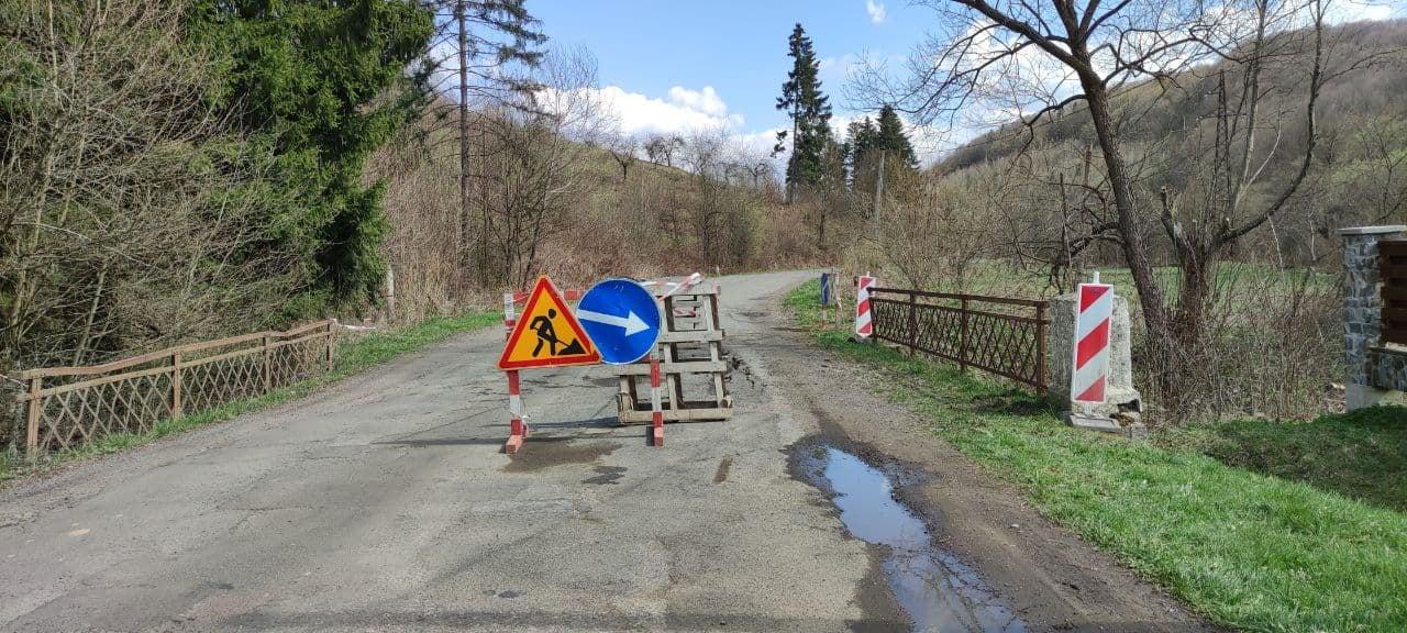 Про це повідомила Служба автомобільних доріг у Закарпатській області.